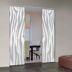 Glass Pocket Doors – Page 11 Glass Pocket Doors, Sliding Glass Door, The Doors, Creative Design, Hardware, Curtains, Contemporary, Interior, Room