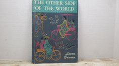 Hey, I found this really awesome Etsy listing at https://www.etsy.com/listing/205542041/the-other-side-of-the-world-1960-laura