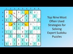 210 Best number puzzles images in 2019 | Number puzzles, Sudoku