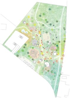 Svendborg Architects - KU.BE – THE TALL GARDENS