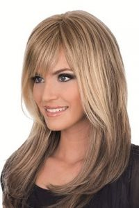 """Most Popular 16"""" Full Lace Natural Remy Human Hair Wig"""