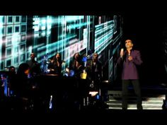 VIDEO - George performs Rufus Wainwright's Going To A Town at the Motorpoint Arena in Sheffield.