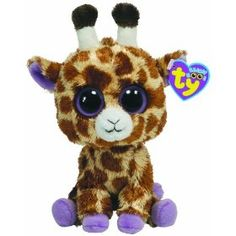 Ty Beanie Boos - Safari the Giraffe 36011 Features: -Giraffe.-Cuddle up with this adorable TY beanie baby.-A sure favorite and great for that collector in your life. Ty Beanie Boos, Beanie Boo Party, Beanie Babies, Ty Babies, Ty Boos, Ty Peluche, Ty Stuffed Animals, Stuffed Toys, Ty Animals
