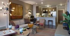 #2 Hubbard Place River North- HomeScout Realty Chicago Luxury Apartments