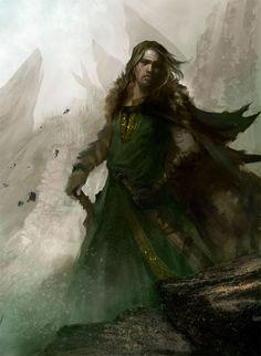 Llyr, in Celtic mythology, leader of one of two warring families of gods. World Mythology, Irish Mythology, Mythological Creatures, Mythical Creatures, Vikings, Medieval, Legends And Myths, Celtic Culture, Celtic Art