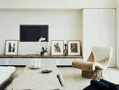 Home Decor Cozy {obsession with all white interior spaces}.Home Decor Cozy {obsession with all white interior spaces} Living Room Inspiration, Interior Inspiration, Interior Ideas, Interior Styling, Design Inspiration, Design Ideas, Home Interior, Interior Architecture, Apartment Interior