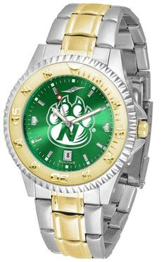 Mens Northwest Missouri State Bearcats - Competitor Two Tone AnoChrome Watch