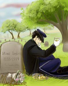 Sérieux... Qui n'as pas pleurer a la mort de Hugues et a son enterrement