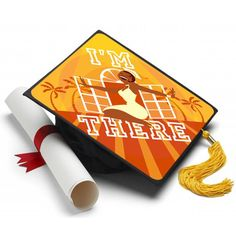 """Info The Princess and the Frog was a classic Disney movie. You used to sing that famous song """"I'm almost there"""" and now finally you are there!!! Graduation is just around the corner. About A Tassel To"""
