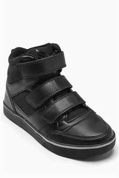 Buy Triple Strap High Tops (Older Boys) from the Next UK online shop