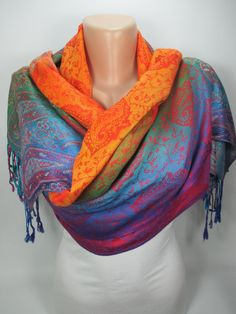 ebeac52bd3e168 Christmas Pashmina Scarf Oversize Scarf Large Scarf Spring Winter Scarf  Women Holiday Fashion Accessories Christmas Gift