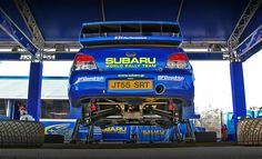 Subaru Impreza Wrc, Wrx Sti, Jdm Wallpaper, Ac Cobra, Blue Dream, Rally Car, Cars And Motorcycles, Cool Cars, Empire State