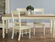 Dorset Dining Table - Laura Ashley