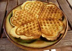 Rezept: Honigwaffeln