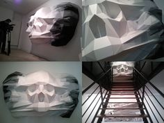 is this friggin' cool or what! Love this!!!! By David Mesguich and Valentin Van der Meulen