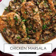 Chicken Marsala – Weight Watchers | Jessy + Melissa