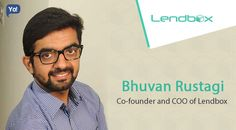 Bhuvan's lendbox is one-stop solution for every financial query