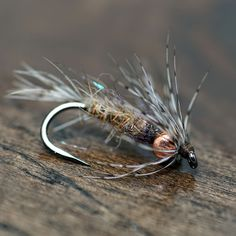Fly Fish Food -- Fly Tying and Fly Fishing : Callibaetis Soft Hackle Nymph Fly Patterns, Fly Tying Patterns, Cool Patterns, Fly Fishing Lures, Fly Fishing Tips, Best Fishing, Fly Dressing, Fly Shop, Fishing Techniques