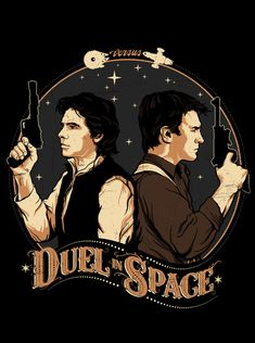 Duel in Space, who would win?