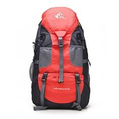 Waterproof Climbing Hiking Backpack Rain Cover Bag Camping Mountaineering Backpack Sport Outdoor Bike BagApprox Sizes:Large - x x - x x Knight Waterproof Climbing Hiking Backpack Rain Cover Bag Camping Mountaineering Backpack Sport Outdoor Bike Bag Nylons, Waterproof Hiking Backpack, Backpack Camping, Travel Backpack, Canvas Backpack, Laptop Backpack, Trekking, Moda Masculina, Rain