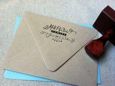 stamp address