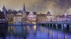 Google+Lucerne, Switzerland