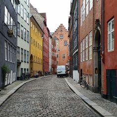 Kopenhagen, Denemarken, Magstraede, streets, Copenhagen, Denmark, citytrip