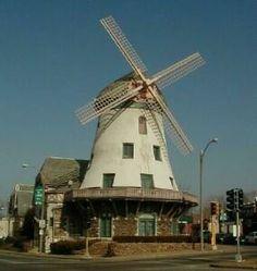 Bevo Mill, a famous South St Louis landmark.