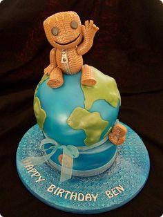 Little Big Planet Cake on Global Geek News.