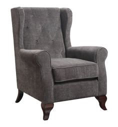 AC Pacific Deluxe Carolyn Accent Chair