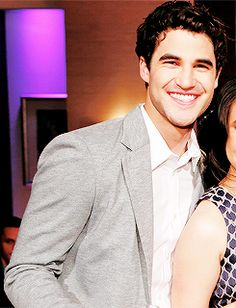 Darren Criss on Hollywood Game Night That smile...