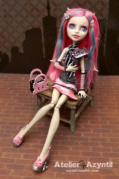 Monster High: Ghouls' Night out Rochelle | Flickr - Photo Sharing!