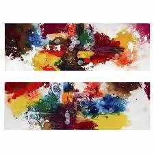cuadros dipticos abstractos modernos - Buscar con Google