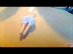 Como hacer un muñeca de trapo - Parte 4 - Montamos el cuerpo - YouTube