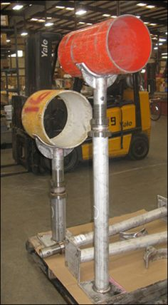 Adjustable Pipe Saddle Supports