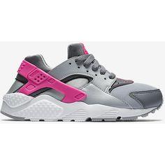 Nike Huarache (3.5y-7y) Kids' Shoe. Nike.com ($85) ❤ liked on Polyvore featuring nike and shoes