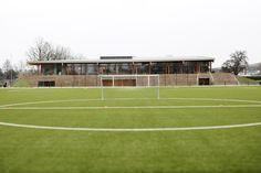 Sportcentrum Nieuw Zuilen by Koppert and Koenis Architects