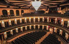 Un teatro en San Juan, Puerto Rico