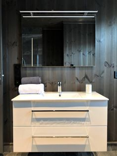 Double Vanity, Cool Photos, Mirror, Bathroom, Interior, Houses, Furniture, Blog, Home Decor