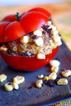 Tomato-burgers à la mexicaine | Antigone XXI
