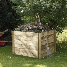 Composteur bois DIY: idées et astuces pratiques pour vous!