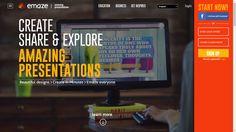 Sitios web para compartir información y hacer presentaciones de forma gratuita y a bajo costo.