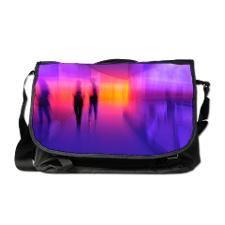 Human Reflections Messenger Bag