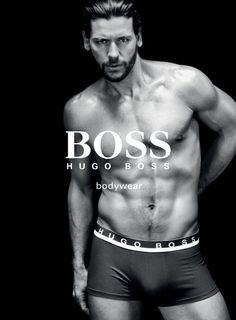JOSH BUTTON Why, hello there. Besides sizzling for Hugo Boss in their underwear ads, Button is the current face of Diet Dr. Hugo By Hugo Boss, American Male Models, Mc2, Shirtless Hunks, Boss Black, New York, Lingerie, Nyc Fashion, Male Face