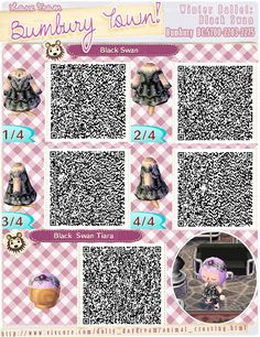 animal crossing qr codes pathways | Copyright © Vivcore. All rights reserved