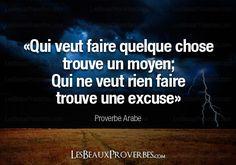 Les Beaux Proverbes – Proverbes, citations et pensées positives » » Proverbes