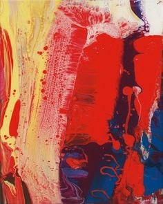 Gerhard Richter » Art » Paintings » Abstracts » Sinbad » 905-96