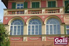 #Finestre in #PVC ad Arco #Camporosso | www.gallisrl.eu