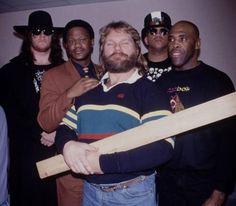 Undertaker, Hacksaw, Papa Shango (The Godfather) & Virgil