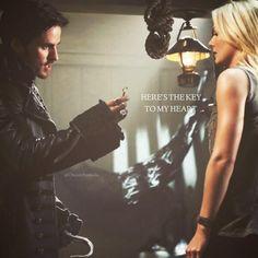 Take the key Emma